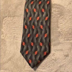 Robert Talbott studio 100% silk men's tie